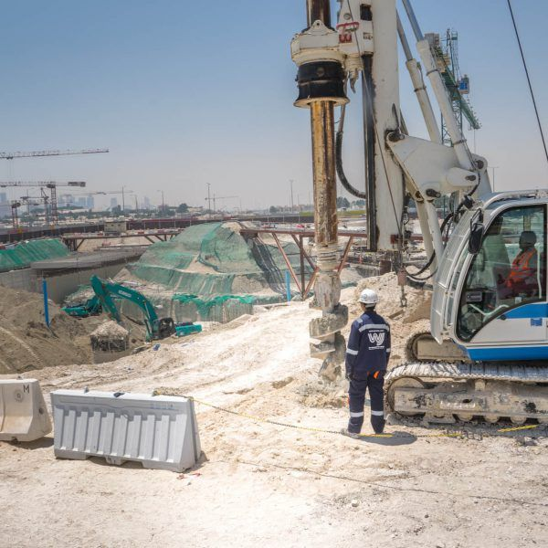 WJ Middle East | Expert in Groundwater