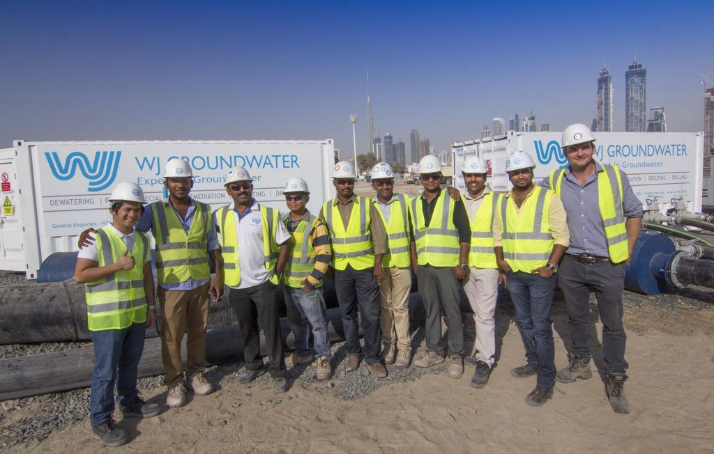 The WJ Dubai Service Crew