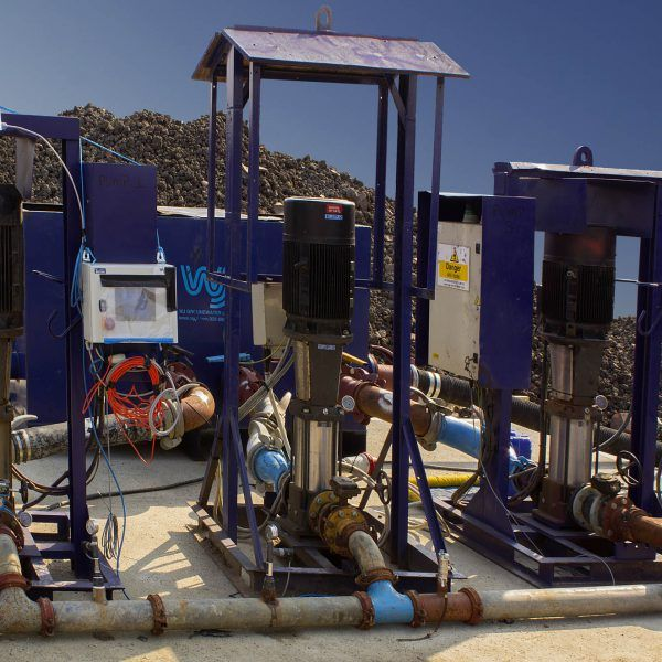 Ejector Pump System
