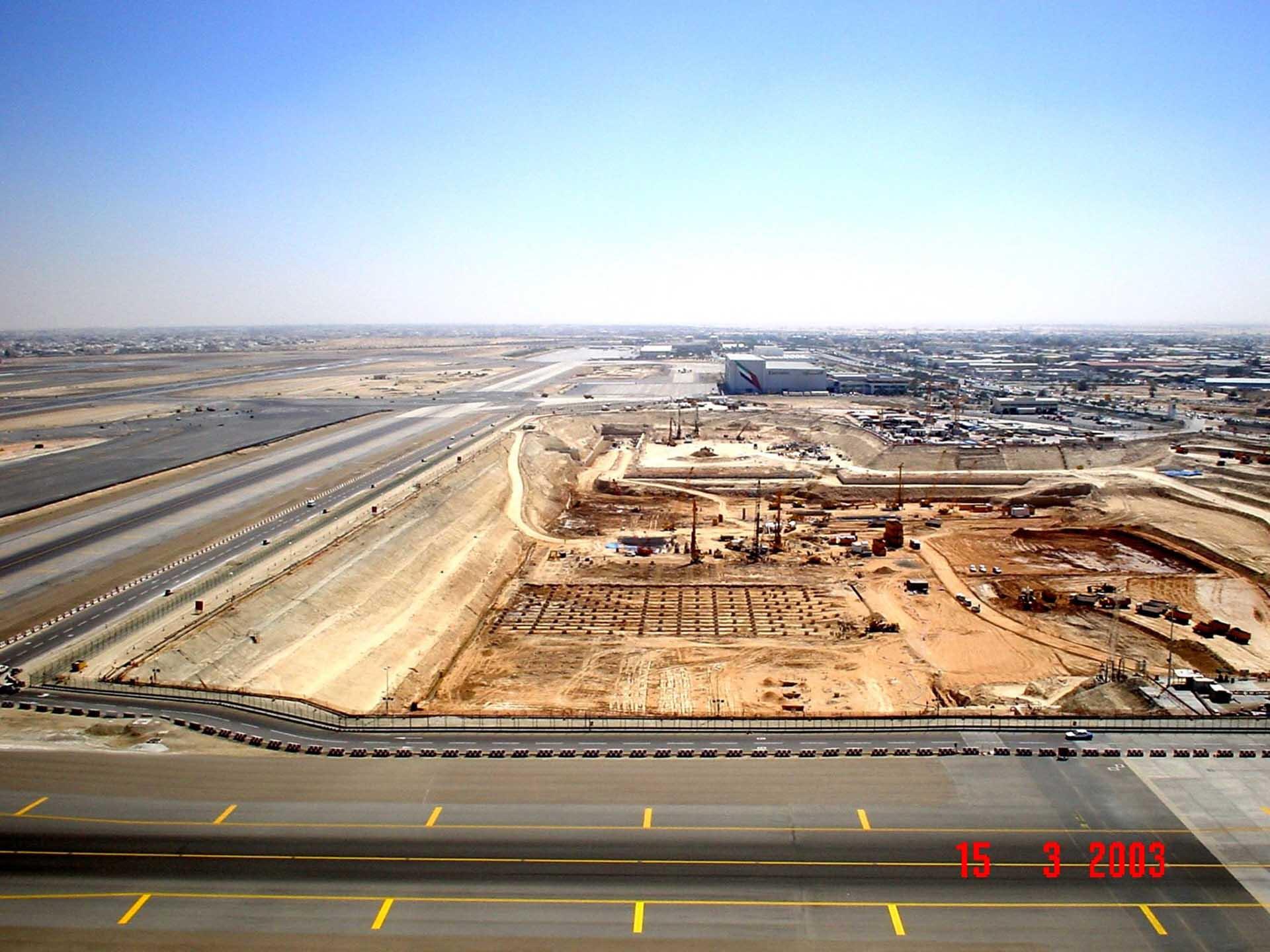 Dubai Airport WJ Groundwater